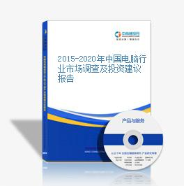 2015-2020年中国电脑行业市场调查及投资建议报告