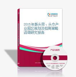 2015年版头带、头巾产业园区规划及招商策略咨询研究报告