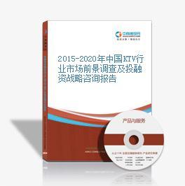 2015-2020年中国KTV行业市场前景调查及投融资战略咨询报告
