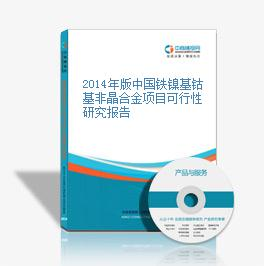 2014年版中国铁镍基钴基非晶合金项目可行性研究报告