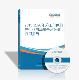 2015-2020年沁阳市房地产行业市场前景及投资咨询报告