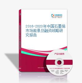 2016-2020年中国石墨烯市场前景及融资战略研究报告
