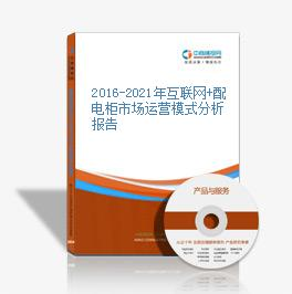 2016-2021年互联网+配电柜市场运营模式分析报告