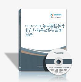 2015-2020年中国拉手行业市场前景及投资咨询报告