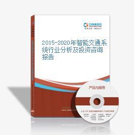 2015-2020年智能交通系统行业分析及投资咨询报告