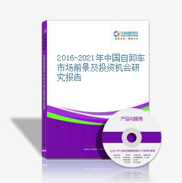 2016-2021年中国自卸车市场前景及投资机会研究报告