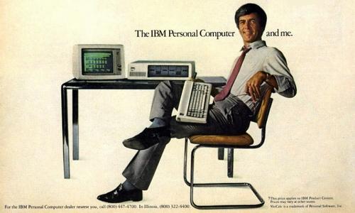 蓝色巨人IBM的传奇和苹果乔布斯的野心