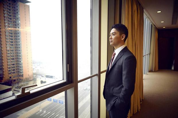刘强东的2014年 从斗士到领袖 贴地气有责任感