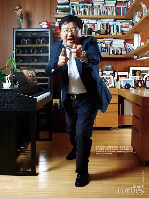 """导师徐小平:做天使投资就是投人 能""""忽悠""""住我就能拿到钱"""