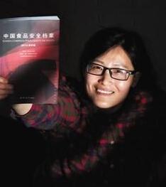 清华女生陈巧玲:独辟蹊径创业 编辑中国食品安全档案
